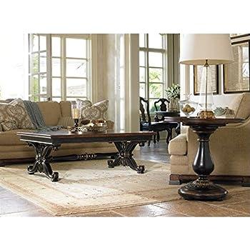 Amazoncom Hooker Furniture Grandover Rectangle Cocktail Table