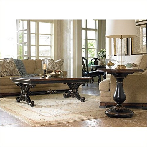 Hooker Furniture Grandover Rectangle Cocktail Table