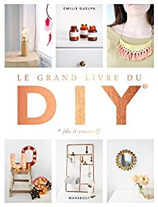 vignette de 'Le grand livre des DIY (do it yourself) (Emilie Guelpa)'