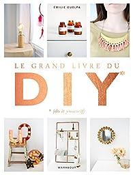 Le grand livre des DIY* *(Do it yourself) - La bible de toutes les techniques par Emilie Guelpa