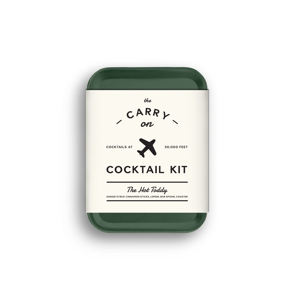 W&P MAS-CARRY-BM-2 Carry on Cocktail Kit, Bloody Mary, Travel Kit for Drinks on the Go, Craft Cocktails, TSA Approved, Pack of 2 W&P Design