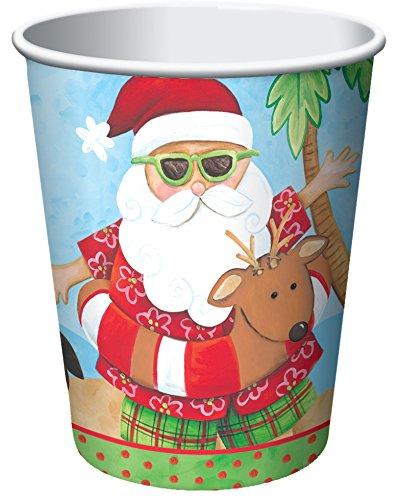 Creative Converting 376948 Santas Holiday