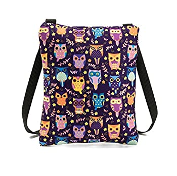 Women Girls' Bag, Animail Printing Shoulder Bag Handbags,Leewa (F, 19X0.8X26cm)