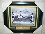 Pele Autographed Reprint Framed 8x10 Photo Bicycle Kick World Cup Soccer Great