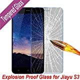 Prevoa ® 丨Original PROTECTOR de PANTALLA CRISTAL TEMPLADO para JIAYU S3 / S3 Advanced 5.5 Pulgadas Smartphone vidrio