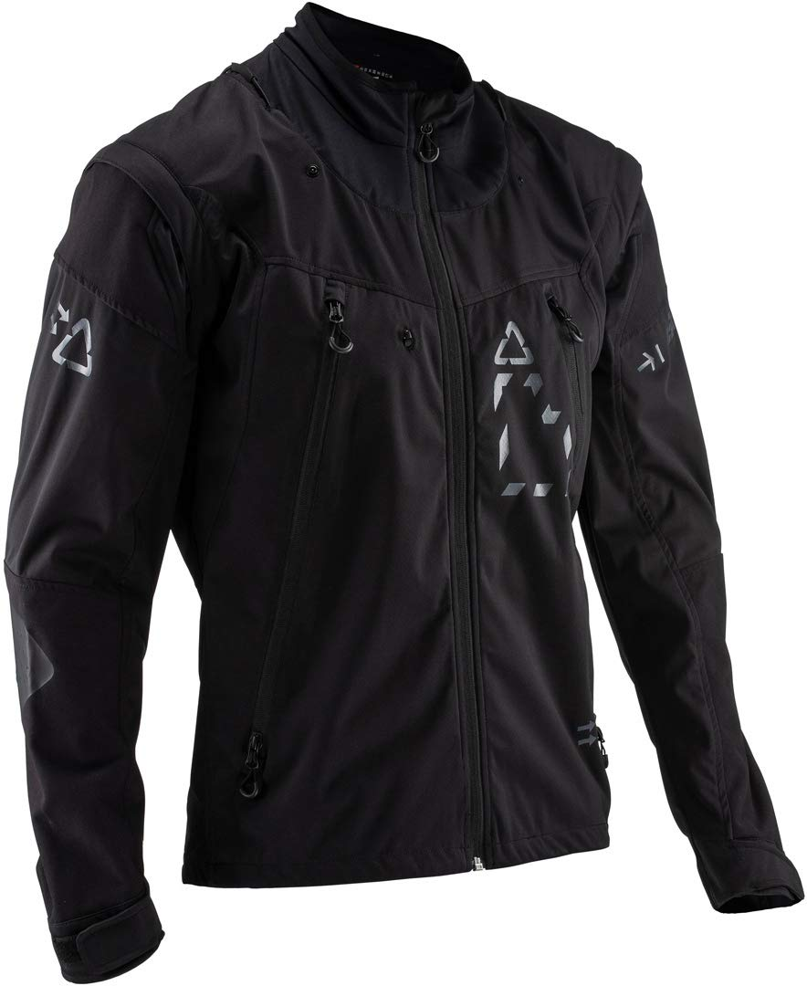 Leatt GPX 4.5 Lite Riding Jacket-Steel-M 5019002141