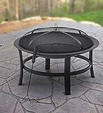 Cheap Outdoor Firepit Firebox Fireplace Patio Deck Lawn Yard Wood Burning Fire Pit