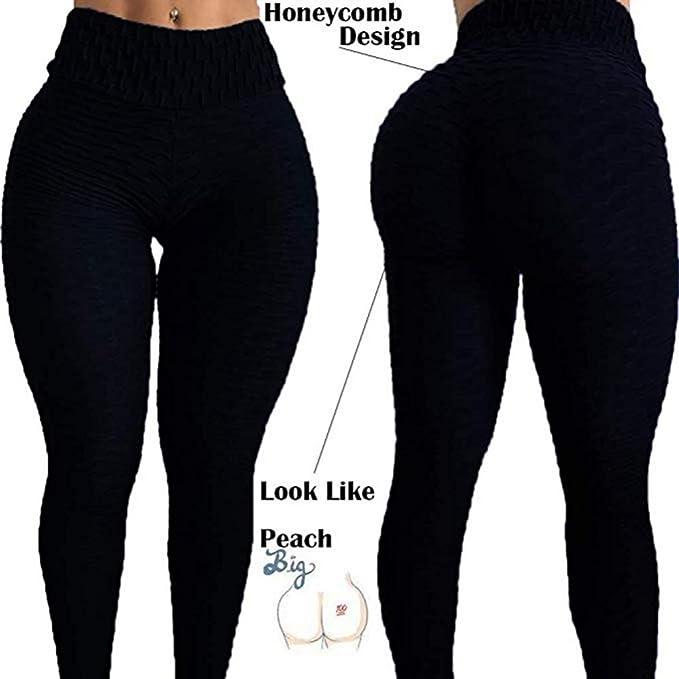 Amazon.com: Fafalisa - Mallas de yoga para mujer, pantalones ...