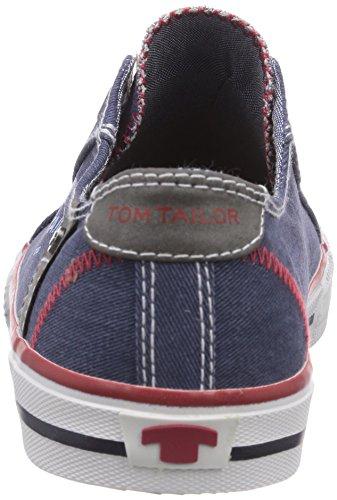 TOM TAILOR Jungen Slipper Blau (Jeans)