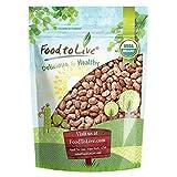 Organic Pinto Beans, 1 Pound - Non-GMO, Kosher, Raw, Sproutable, Vegan, Bulk