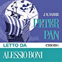 Peter Pan Audiobook by James Matthew Barrie Narrated by Alessio Boni