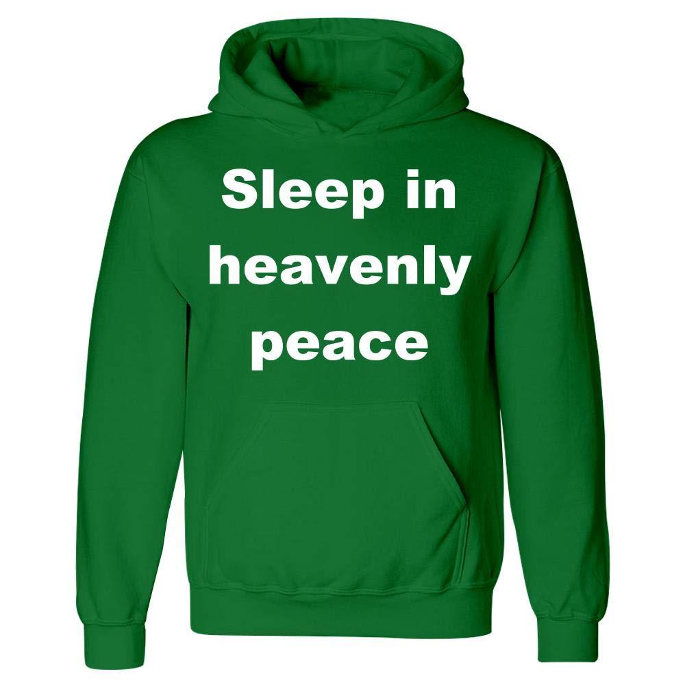 Sleep in Heavenly Peace Christmas Hoodie