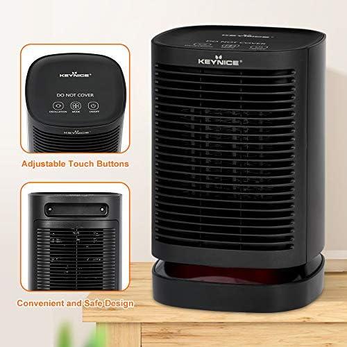 KEYNICE Portable Electric Heater