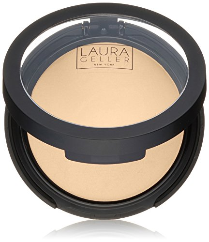 Laura Geller New York Double Take Baked Versatile Powder Foundation