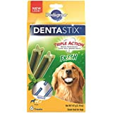 PEDIGREE DENTASTIX Fresh Large Treats for Dogs - 5.19 Ounces 6 Treats (Pack of 7)