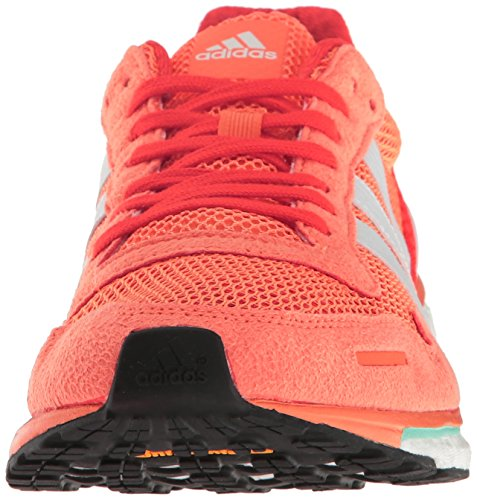 3 Orange Us Glow White shock white Adizero Running Shoes Yellow Adidas Adios 6 Sun M Red FaUxSB