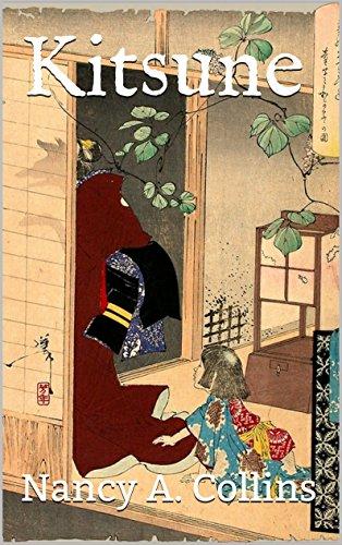 book cover of Kitsune