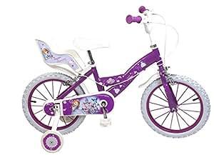 """Princesa Sofía - Bicicleta de 16"""" (Toimsa 646)"""