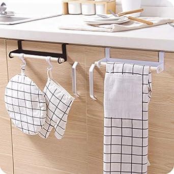 Shallwell - Perchero para puerta de baño, toallero con ...