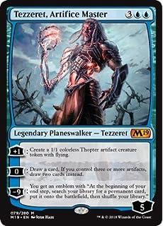 Tezzeret Emblem Common 004//004 - Aether Revolt