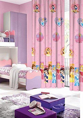 Camerette da principesse stickers adesivi principesse - Camerette per principesse ...