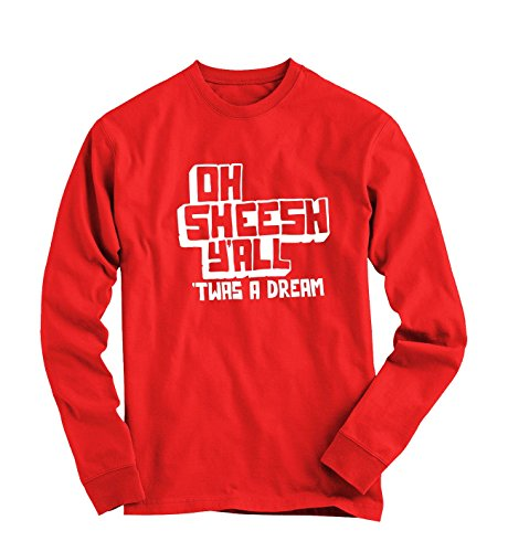 Jake and Amir Oh Sheesh Y'all If I Were You Show Long Shirt Long Sleeve Shirt (Best Of Jake And Amir)