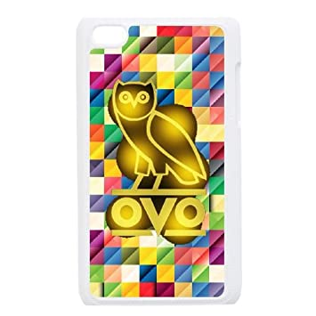 Drake Ovo Owl iPod Touch 4 Case White DIY Gift ...