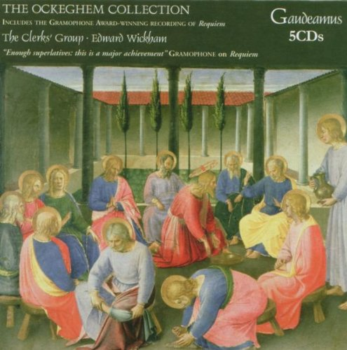 Ockeghem Collection                                                                                                                                                                                                                                                                                                                                                                                                <span class=