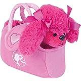 Pelúcia Barbie Pets na Bolsinha Display com 12 Fun