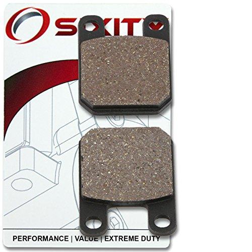 Sixity Rear Ceramic Brake Pads 2005 Beta Alp 4T 200 Set Full Kit - Alps Ceramic