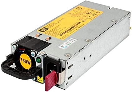 511778-001 HP 750W HIGH EFFICIENCY POWER SUPPLY FOR DL380 DL360 DL180 G6 /& G7