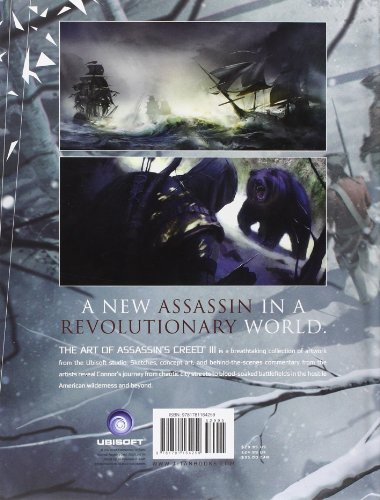 Image of The Art of Assassin's Creed III