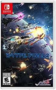 R Type Final 2 Inaugural Flight Edition - Standard Edition - Nintendo Switch