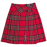 Tartanista Royal Stewart 23 inch Kilt Skirt Size US 24
