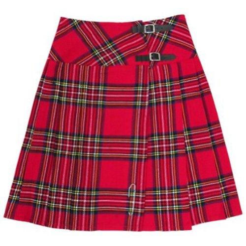 Tartanista Royal Stewart 23 inch Kilt Skirt Size US 10