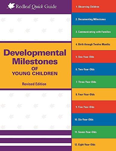Developmental Milestones of Young Children (Redleaf Quick Guides)