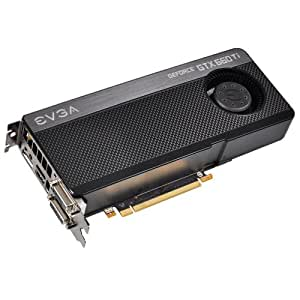 EVGA GeForce GTX 660Ti SUPERCLOCKED 2048MB GDDR5 DVI-I, DVI-D, HDMI, DP, SLI Graphics Card (02G-P4-3662-KR) Graphics Cards 02G-P4-3662-KR