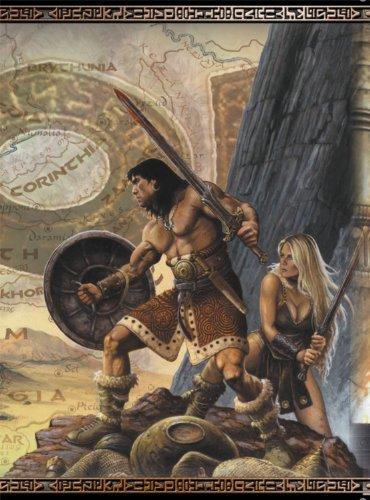 Conan RPG Titos Trading Post (Conan (Mongoose Publishing)) by Conan d20