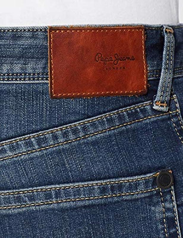 Pepe Jeans Męskie Hatch Jeans: Odzież