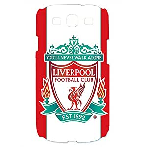 Famous Design FC Arsenal Football Club Phone Case Cover For Samsung Galaxy S3 3D Plastic Phone Case