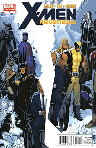 x-men-regenesis-1-vf-nm-marvel-comic-book