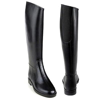 Amazon.com : Equiessentials Cadet Flex Kids Rubber Boots : Shoes