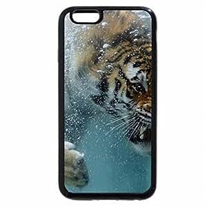 "iPhone 6S / iPhone 6 Case (Black) ""Tiger underwater""....."