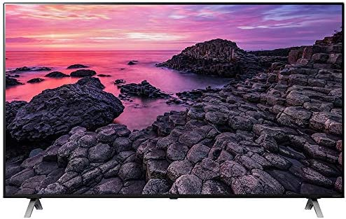 LG 65NANO90UNA 65 inch Nano 9 Series Class 4K Smart UHD NanoCell TV with AI ThinQ 2020 Bundle with 1 Year Extended Protection Package