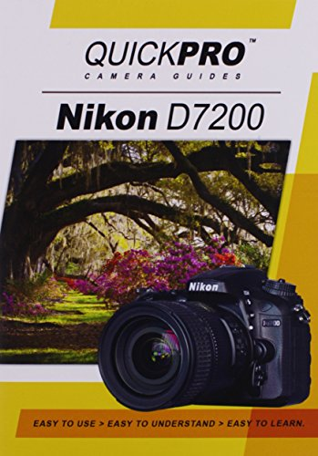 Nikon D7200 Instructional DVD by QuickPro Camera ()