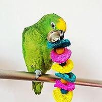 Bargain World 20cm pájaro esponja vegetal periquito periquito