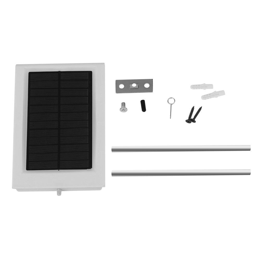15 LED Solar Power Lamp Waterproof Outdoor Light Garden Street Security Lamp