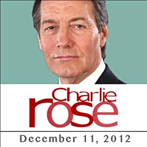 Charlie Rose: Downton Abbey and Garrison Keillor, December 11, 2012 Radio/TV Program