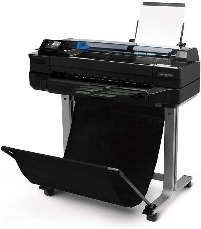 HP Designjet T520 - Impresora de gran formato (9.3 m/p, 16.3 m/p ...