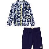 Best SwimZip Bathing suits - SwimZip Little Boy Zipper Long Sleeve Rash Guard Review